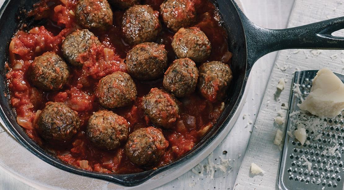 Linda Mccartney Foods Vegetarian Meatballs