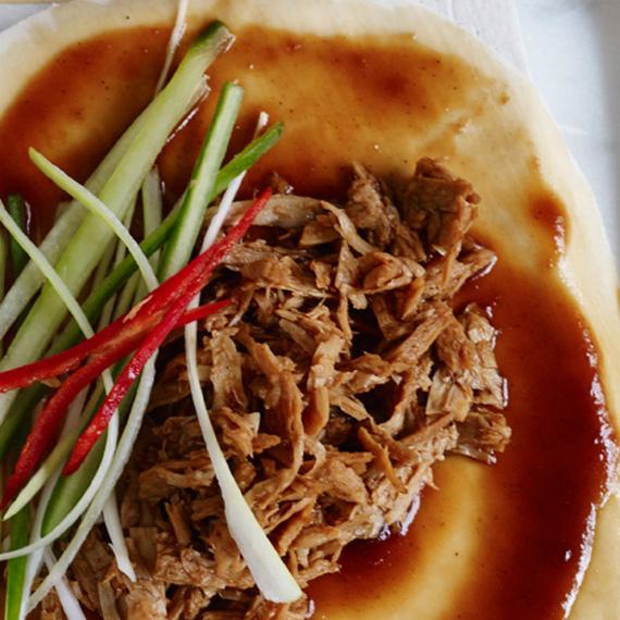 Linda Mccartney Foods Vegetarian Shredded Hoisin Duck